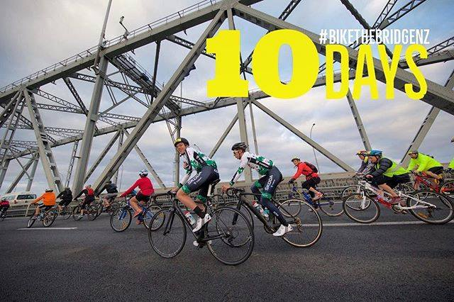 10 Days Bike the Bridge NZ