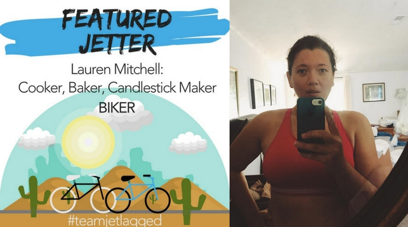 Featured Jetter - Lauren Mitchell, page