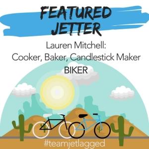Featured Jetter - Lauren Mitchell