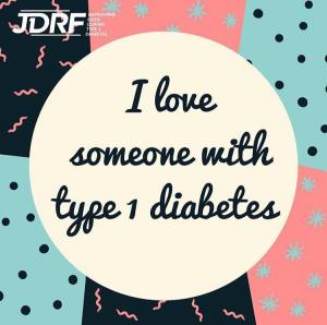 Love a T1D