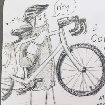 Marika bike 1