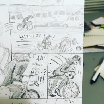Marika bike 2