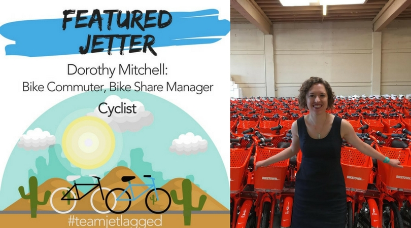 TJ Featured Jetter - Dorothy Mitchell
